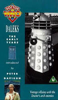 Daleks early years uk vhs