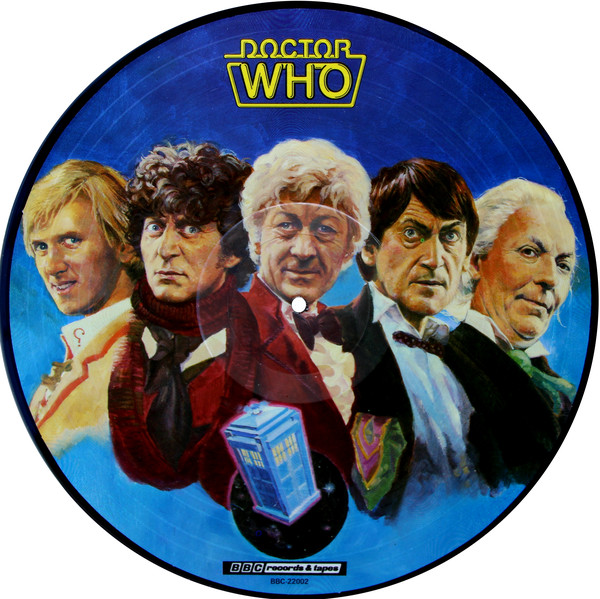 Doctor who the music us picture disc side a