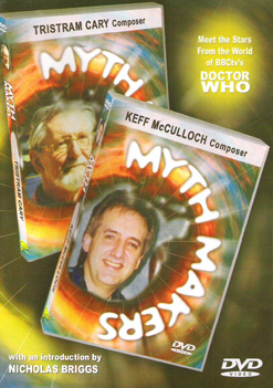 Myth makers keff mcculloch tristram cary dvd