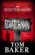 Scratchman hardcover