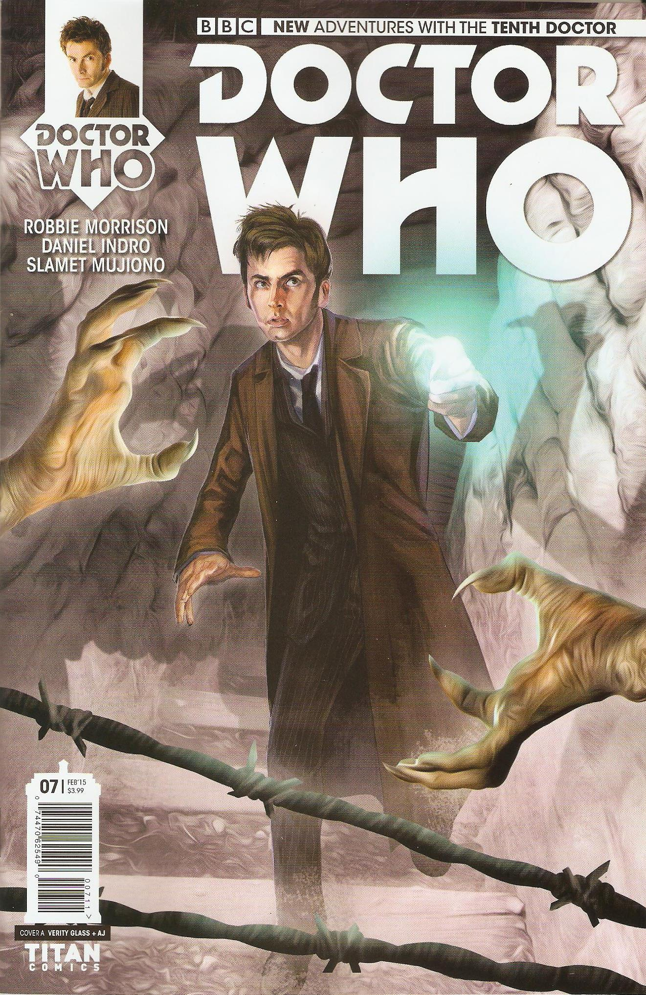 Tenth doctor issue 7a