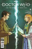 Thirteenth doctor issue 11c