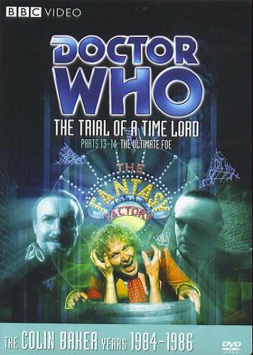 Trial Of A Time Lord 13 14 Us Dvd