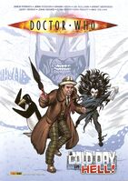 Cold day in hell panini graphic novel