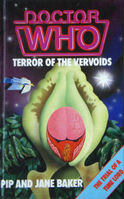 Terror of the vervoids hardcover