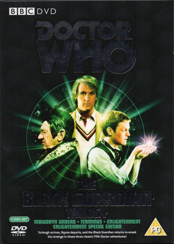 Black guardian trilogy uk dvd