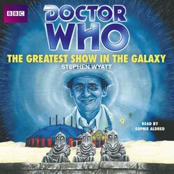 Greatest show in the galaxy cd