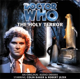 Holy terror cd