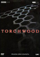 Torchwood: The Complete First Series (DVD)/Portugal