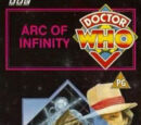 Arc of Infinity (VHS)