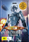 Cybermen collection 2009 australia dvd