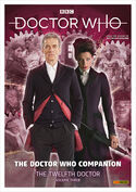 Doctor who companion twelfth doctor volume 3