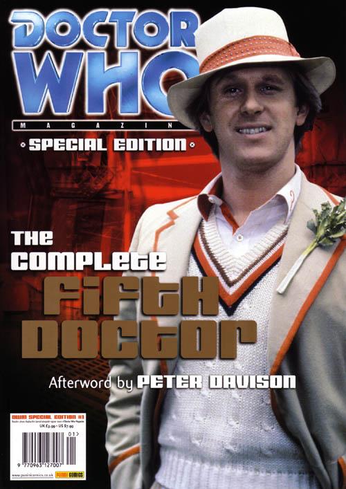Dwm se complete fifth doctor