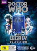 Legacy collection australia dvd