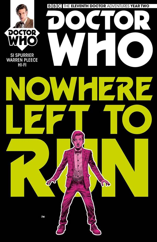 Eleventh doctor year 2 issue 5a