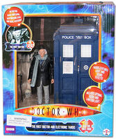 1st Doctor and TARDIS Boxed