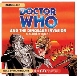 Dinosaur invasion cd