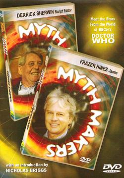 Myth makers frazer hines derrick sherwin dvd