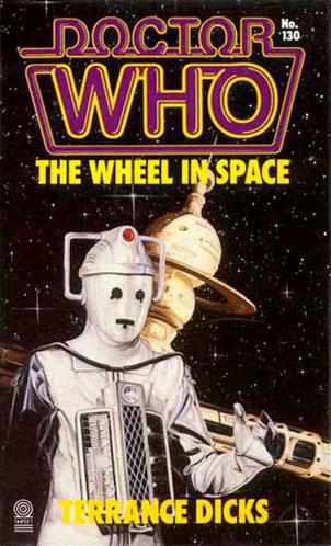 Wheel in space target