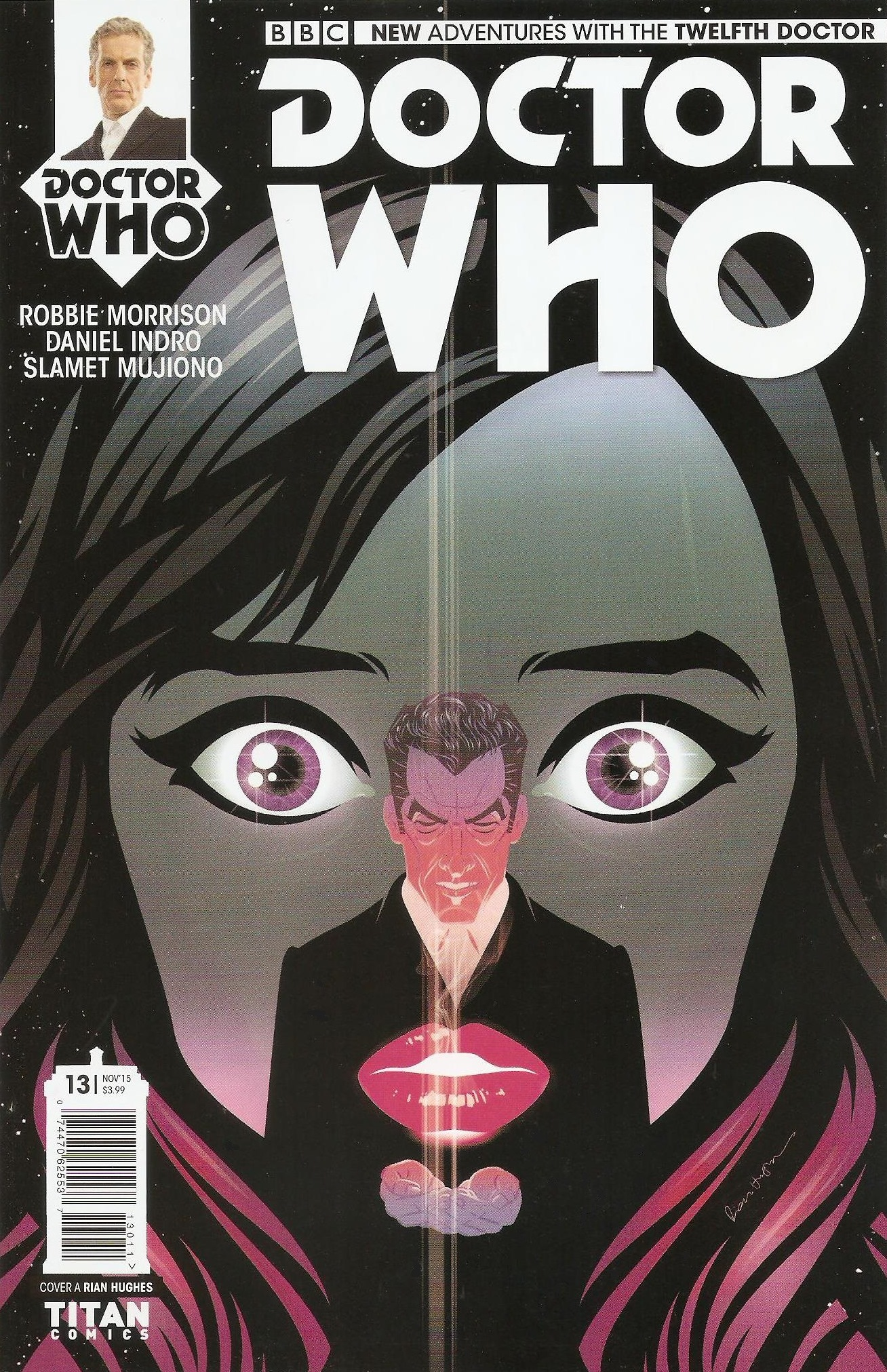 Twelfth doctor issue 13a