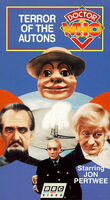 Terror of the autons us vhs