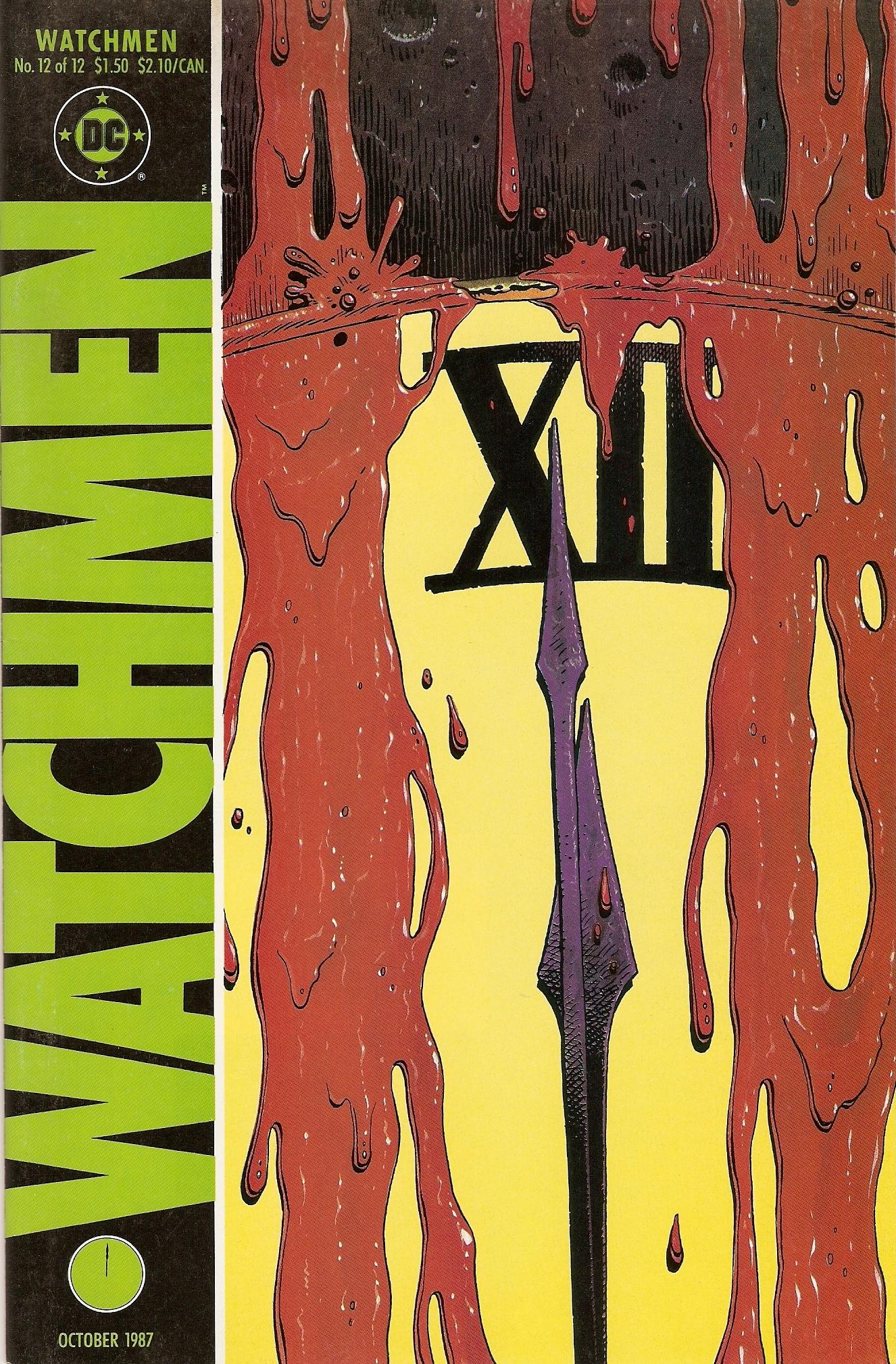 Watchmen issue 12