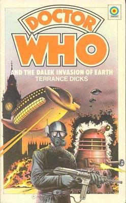 Dalek invasion of earth 1977 target