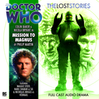 Mission to magnus cd