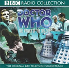Power of the daleks cd