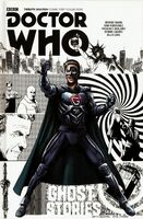 Twelfth doctor ghost stories graphic novel