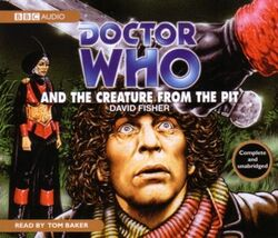 Creature from the pit cd