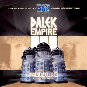 Dalek empire future