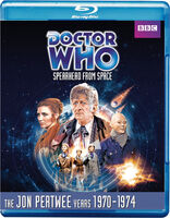 Spearhead from Space (Blu-ray)/United States