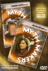 Myth makers nicola bryant graeme harper dvd