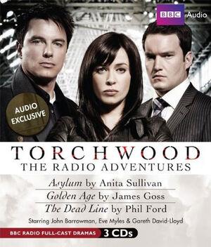 Torchwood radio adventures