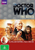 Aztecs special edition australia dvd