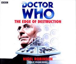 Edge of destruction cd