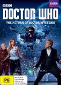Return of doctor mysterio australia dvd