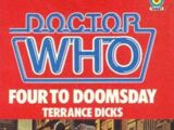 Four To Doomsday (novelisation)