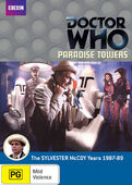 Paradise towers australia dvd