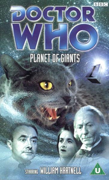 Planet of giants uk vhs