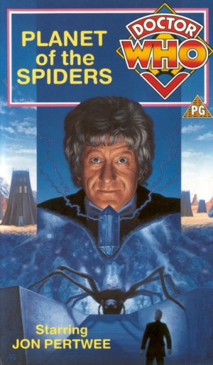 Planet of the spiders uk vhs