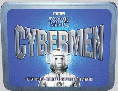 Cybermen 2004 cd