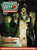 Doctor who magazine 1985 winter special