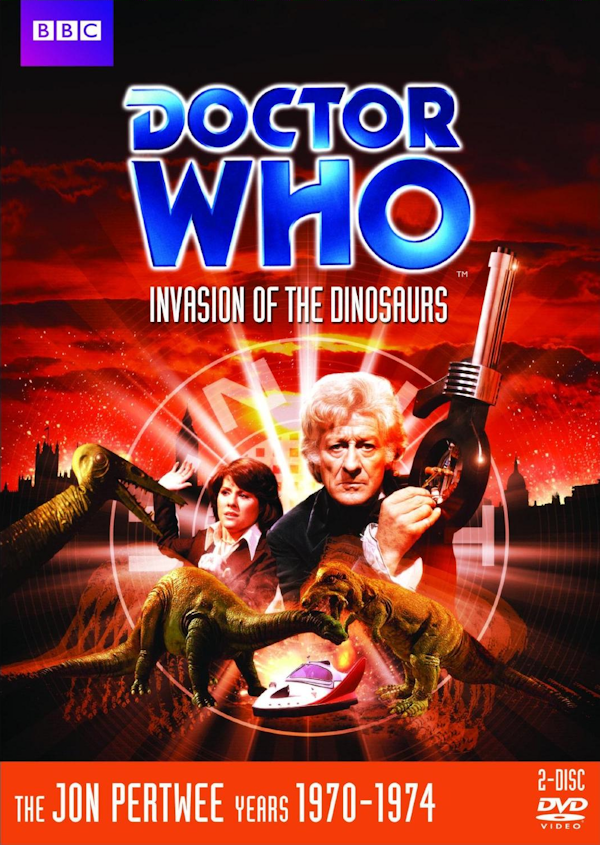 Invasion of the dinosaurs us dvd