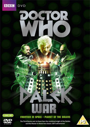 Dalek war uk dvd