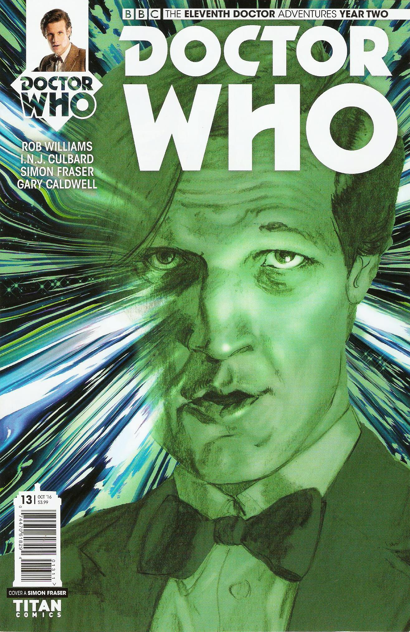 Eleventh doctor year 2 issue 13a