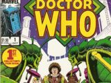 Doctor Who - Issue 1