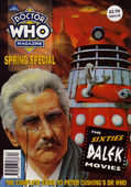 Doctor who magazine 1996 spring special