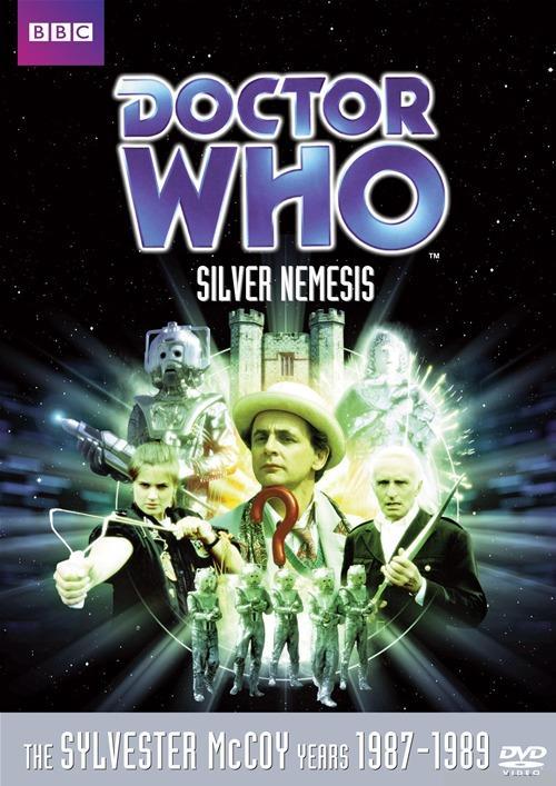 Silver nemesis us dvd